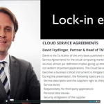 David Frydlinger Cloud Service Agreements