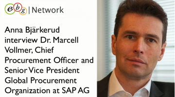 CPO Talk with Dr. Marcell Vollmer, CPO at SAP about aligning from source to pay