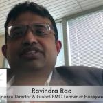 Ravindra Rao Honeywell interview