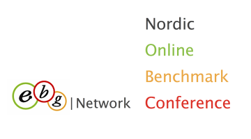EBG | Network launch Nordic Online Benchmark Conferences