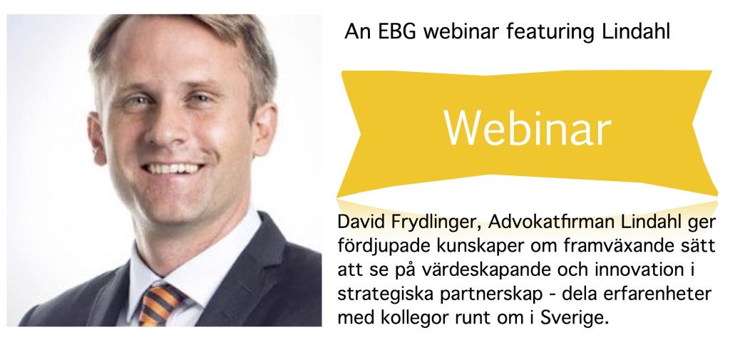David Frydlinger webinar