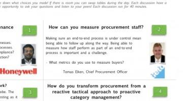 EBG Play: How do you measure procurement?
