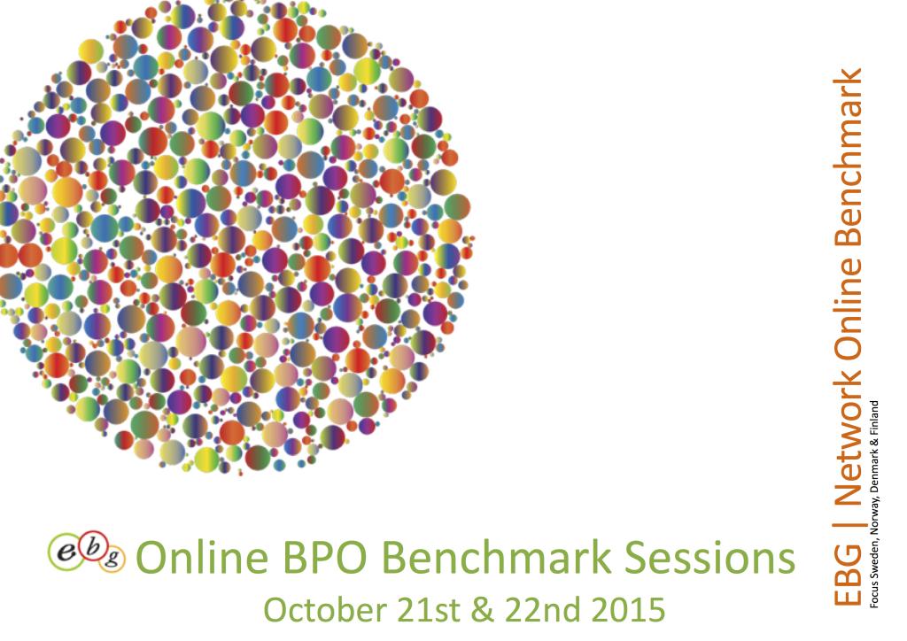 Online BPO Benchmark Summary