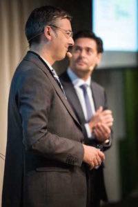 Silvio Vanzo 3 with Paul