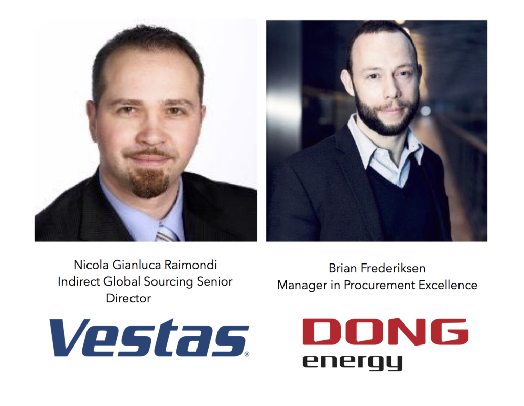 Welcome Vestas and Dong Energy