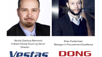 Vestas and DONG Energy to Source 2 Pay Summit 2017