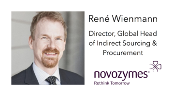 Novozymes to Source 2 Pay Summit 2017