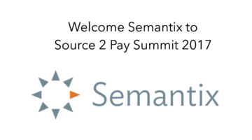 Semantix to Source 2 Pay Summit 2017