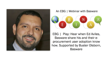 EBG | Play: Solving the e-procurement user adoption challenge