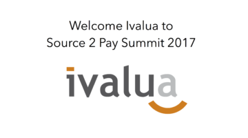 Ivalua to Source 2 Pay Summit 2017