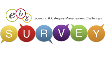 Sourcing & Category Management Survey