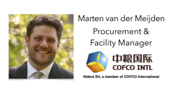 Welcome Nidera BV, a member of COFCO International to Sourcing Outlook 2017