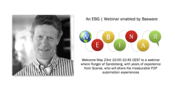 EBG | Webinar: A toolbox for measurable purchase to pay automation