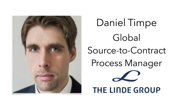Welcome The Linde Group to Sourcing Outlook 2017