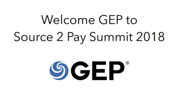 GEP join Source 2 Pay Summit 2018