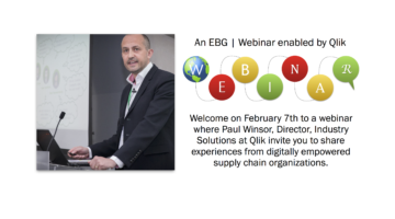 EBG | Webinar: What is augmented intelligence within the supply chain?