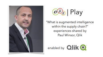 EBG | Play: What is augmented intelligence within the supply chain?