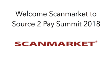 Scanmarket join Source 2 Pay Summit 2018