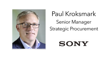 Sony Mobile Communications join Sourcing Outlook 2018