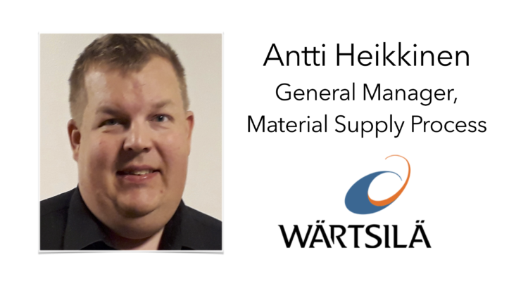 Wärtsilä join Sourcing Outlook 2018